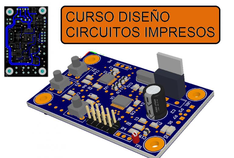 Curso diseño de Circuitos impresos pcb con normas