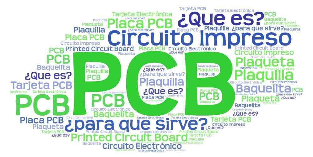 que es un circuito impreso