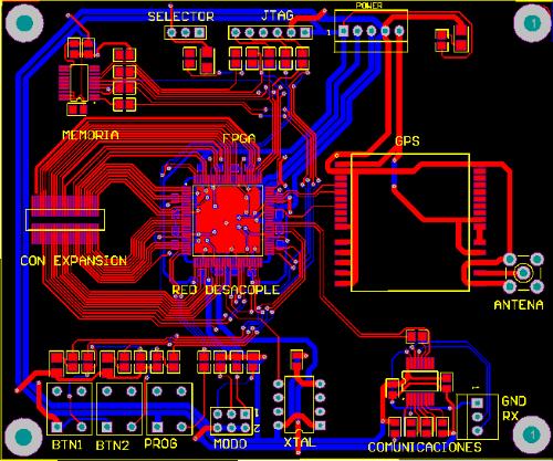 Reglas de diseño de PCB ruteado de CIRCUITOS IMPRESOS