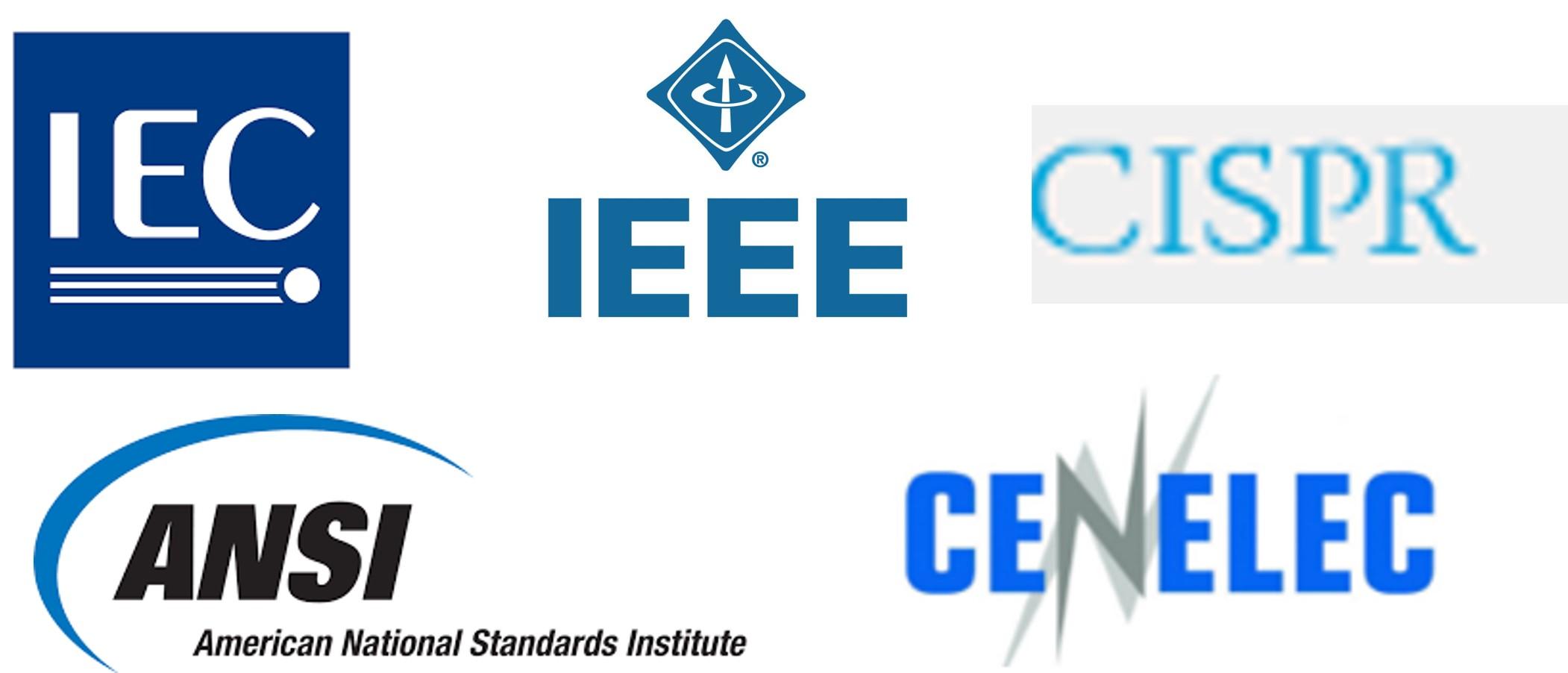 Organismos de regulacion internacional de compatiblidad electromagnetica IEC IEEE CISPR CENELEC ANSI