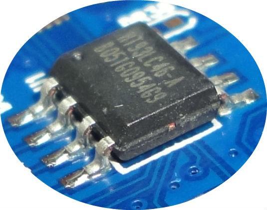 componente SMD o SMT