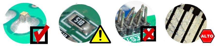 criterios IPC 610 de aceptacion de ensamble electronico