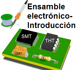 Procesos de ensamble electrónico