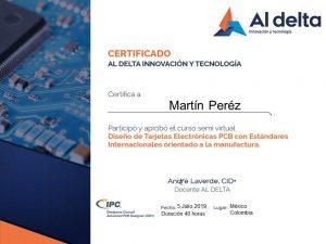 Curso diseño PCB diploma