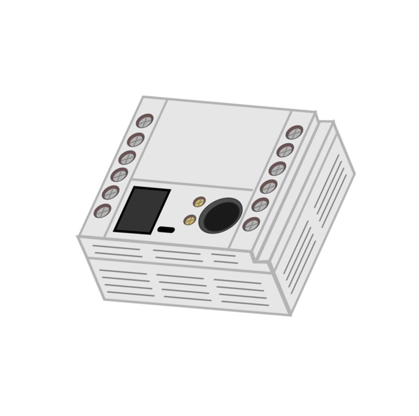 Caja encerramiento enclosure para PCB