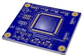 PCB recubrimiento conformado o conformal coating