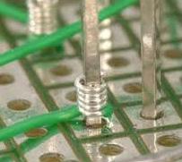 Alambres discretos o wire wrap con la IPC 620 e IPC 610