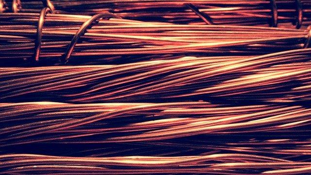 Guia para cables electricos y alambres