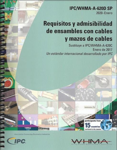 Norma IPC 620 D Español requisitos y aceptacion de cables y arneses