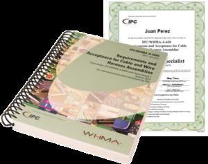 Norma IPC 620 y certificado IPC 620